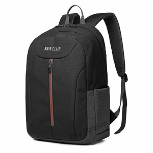 Real Polo Backpack Tas Ransel Laptop Kasual - 15 inch