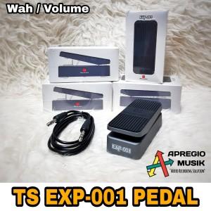 TS Pedal Exp 001 exp-001 wah volume by meloaudio original
