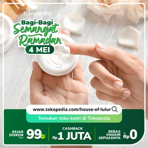 New Deluxe Brightening Cream/Cream Pemutih Wajah/Pelembab Malam