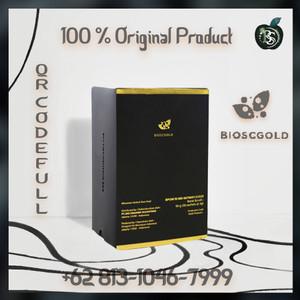Bio Sc Gold asli QR CODE LENGKAP / Bio Stemcell Gold Original