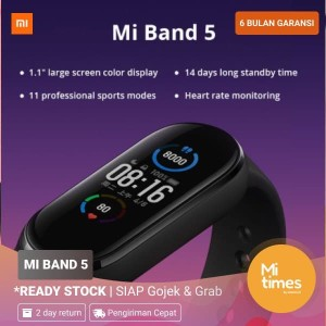 Xiaomi Mi Band 5 - China Version