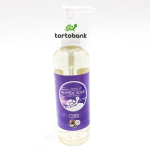 MOON REPTILE SOAP SABUN TORTOISE SOAP - SABUN REPTILE - SABUN KANDANG