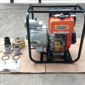 pompa lumpur 3 inch bahan bakar diesel merk Robotech