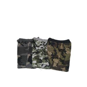 [ Dapat 3 ] Celana Pendek Motif Loreng PINGGANG KARET | ADEM | LEMBUT