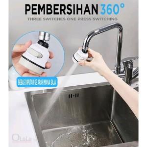 Sambungan Kran Cuci Piring Shower Kamar Mandi OLL-686