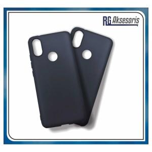 SLIM BLACK MATTE SOFTCASE FOR SAMSUNG/OPPO/XIAOMI/VIVO/IPHONE