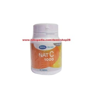 Nat C 1000 mg Mega We Care / Vitamin C 1000