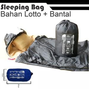 Sleeping bag UL + Bantal - SB - Ultralight - polar