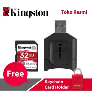 Kingston SD Card Canvas React Plus Class 10 SDHC 32GB