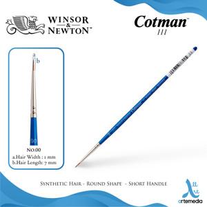 Winsor&Newton Cotman Brush Series 111