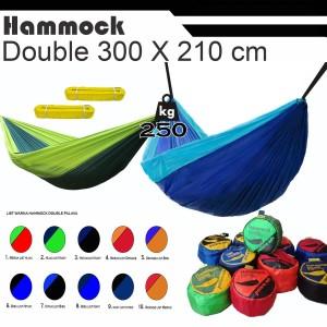 hammock ayunan double palava 210 x 300 ( GARANSI )