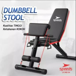 SIT UP BENCH - DUMBBELL SIT UP BOARD/DUMBELL STOOL 042-24