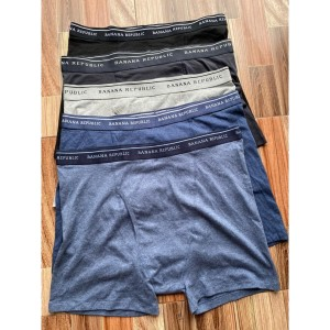 Banana Republic Brief Boxer Original Stretch CD Celana Dalam 3pcs