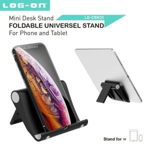 HOLDER SMARTPHONE TABLET /IPAD UNIVERSAL LO-CRH31 MERK LOG ON ORIGINAL
