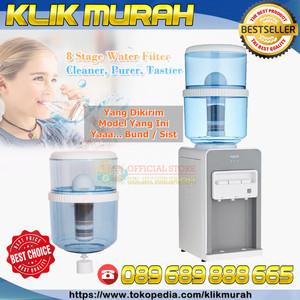 Klikmurah PREMIUM DISPENSER Water purifier - Penjernih air minum 15L