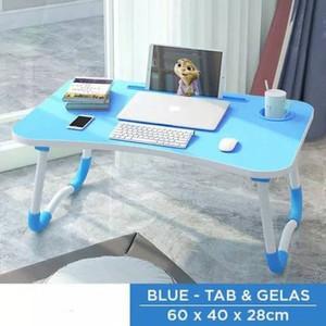 Meja Lipat Belajar Laptop Portable Foldable Desk