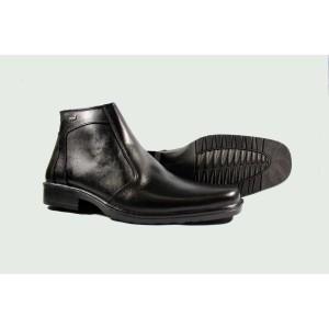 Sepatu Pantofel sepatu pantopel kantor Kulit asli Kerja crocodile roma