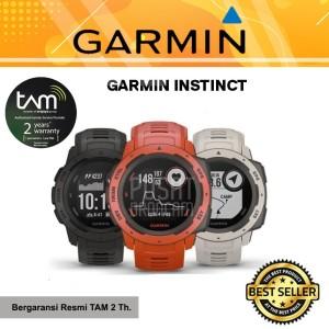 GARMIN INSTINCT - GARANSI RESMI TAM 2 TAHUN