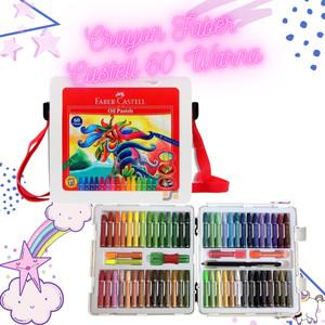Krayon Crayon Faber Castell 60 Warna Harga Grosir ATK Terdekat 2020