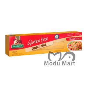 SAN REMO Gluten Free Fettuccine Original 350gr - Free Egg Dairy Fat
