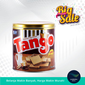 [BIG SALE] TANGO Wafer Kaleng 315 gr