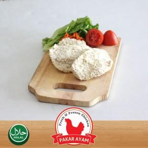 Chicken Katsu Nugget Isi 7 Pcs per Pack Kualitas Restoran Premium