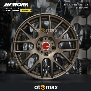 Velg Mobil Work Emotion W8R Original Ring 17 AHG