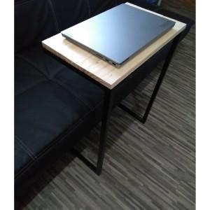 Meja Portable Industrial / Meja Multifungsi / Desain Modern