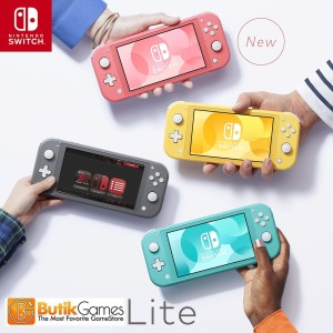 Nintendo Switch Lite CFW Full Game