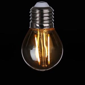 lampu LED Filamen 2 watt 2watt bohlam edison cafe 2w G45 bulb E27