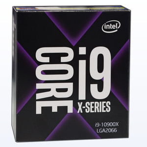 Intel Core i9-10900X 3.7Ghz Up To 4.5Ghz - [Box] Socket LGA 2066