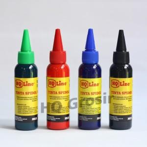 Tinta Spidol Whiteboard HQ Line 100 ml