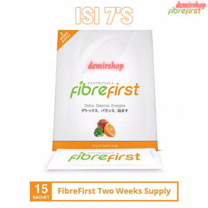 Fibre First isi 7 10 & 15