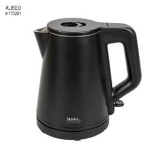 ALISEO HOT WATER KETTLE BONJOUR MATT BLACK