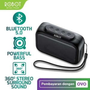 ROBOT RB100 SPEAKER BASS BLUETOOTH ORIGINAL WIRELESS MINI PORTABLE