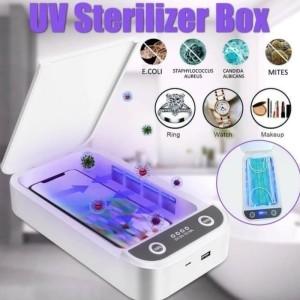 UV Sterilizer Box Disinfectant Steril Box Lampu Sinar Ultra Violet