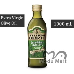 FILIPPO BERIO Extra Virgin Olive Oil 1000ml Minyak Zaitun ExtraVirgin