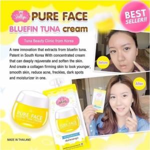 Jellys Pure Face Bluefin Tuna Cream Original