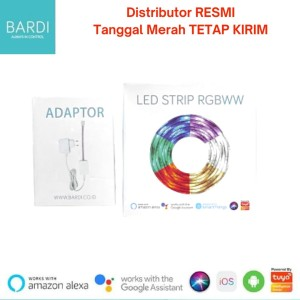 Bardi Smart Study Office Desk Bundle - 1 LED strip & 1 Adaptor 1A