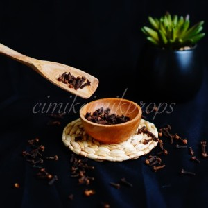 Bunga Cengkih / Cengkeh | Bunga Kering | Pros Foto