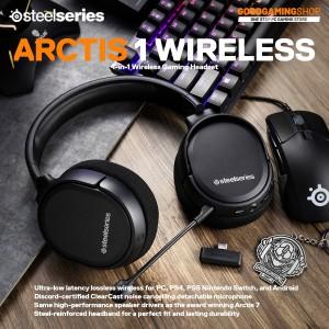 SteelSeries Arctis 1 Wireless - Gaming Headset