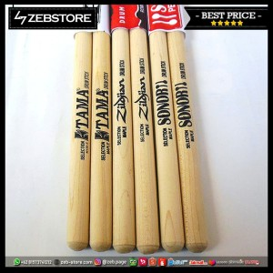 Stick Stik Drum Zildjian Sonor Tama Maple 5A M01