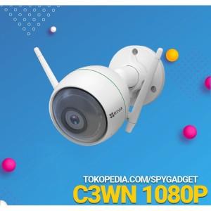 EZVIZ HUSKY C3WN 1080P Full HD IP Camera CCTV WiFi GARANSI RESMI 1 TH