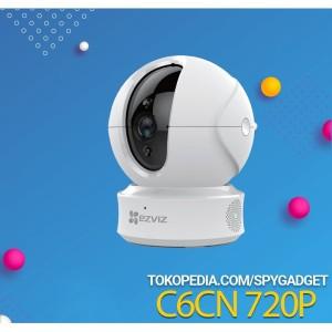 EZVIZ C6CN 720P CCTV Smart IP Camera Wi-Fi / C6C(N) BERGARANSI RESMI