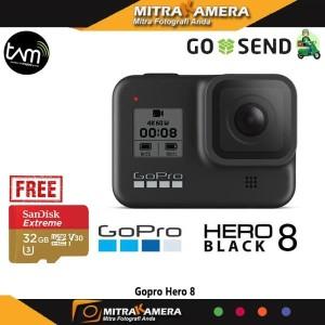 Gopro Hero 8 Black Garansi Resmi TAM