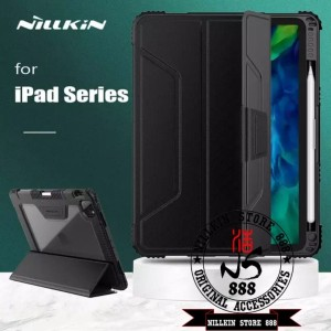 CASE IPAD PRO 9.7 10.2 11 12.9 MINI 4 5 HARD FLIP COVER NILLKIN BUMPER