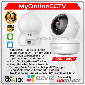 EZVIZ C6N 1080P IP Cam wireless 360° Camera CCTV Wifi By Hikvision