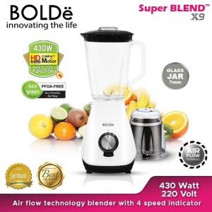 BOLDe Super Blend X9