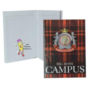 Buku Tulis Big Boss Campus 50 Lembar (10 buku)