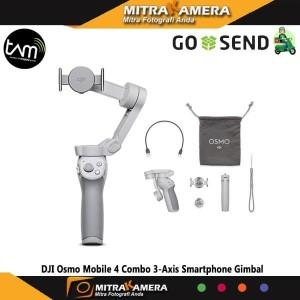 DJI Osmo Mobile 4 Combo 3-Axis Smartphone Gimbal
